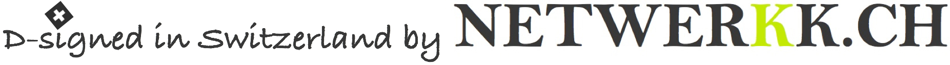 Netwerkk.ch Logo